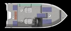 2021 - Crestliner Boats - 1700 Vision
