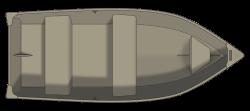 2021 - Crestliner Boats - 1260L Outreach