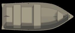 2021 - Crestliner Boats - 1461L Outreach