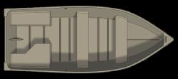 2021 - Crestliner Boats - 1672 Outreach