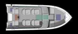 2021 - Crestliner Boats - 1950 Super Hawk