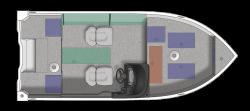2021 - Crestliner Boats - 1600 Vision