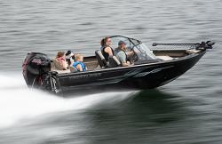 2021 - Crestliner Boats - 1750 Super Hawk
