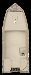 Crestliner Boats C 1655 VS Utility Boat