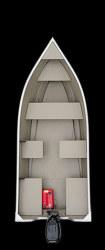 Crestliner Boats Sportsman 14 SC Utility Boat