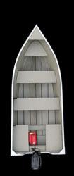 Crestliner Boats Sportsman 18 SC Utility Boat