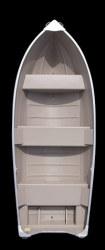 Crestliner Boats XCR1462V Utility Boat