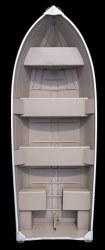 Crestliner Boats XCR1667 VT Utility Boat