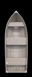 Crestliner Boats XCR1256V Utility Boat