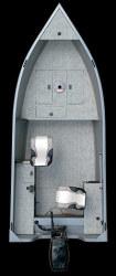 Crestliner Boats Canadian 14 Multi-Species Fishing Boat