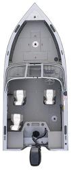 Crestliner Boats Canadian 1650 Multi-Species Fishing Boat