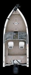 Crestliner Boats 1650 Sport Angler Multi-Species Fishing Boat