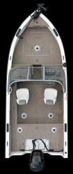 Crestliner Boats 1750 Sport Angler Multi-Species Fishing Boat