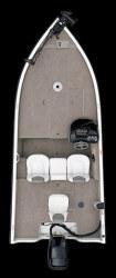 Crestliner Boats CMV1750 Multi-Species Fishing Boat
