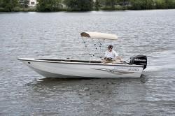 Crestliner Boats- Fish Hawk 1850 Tiller
