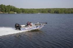 Crestliner Boats- Tournament Series 202 WT