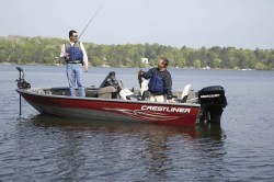Crestliner Boats-Fish Hawk 1600 SC