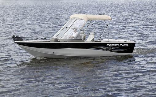 Research Crestliner Boats Sportfish 1850 Ob On Iboats Com