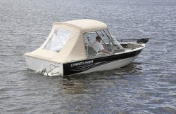 Crestliner Boats-Super Hawk 1700