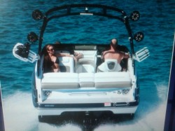 2014 - Crownline Boats - 215 SS