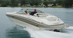 2010 - Crownline Boats - 252 EX