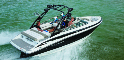 2016 - Crownline Boats - 225 SS