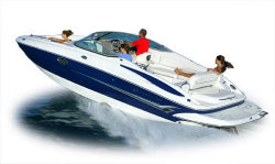 Crownline Boats 260 EX Deck Boat