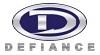 Defiance Boats Logo