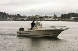 2017 - Defiance Boats - Commander 220 NT