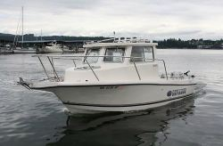2017 - Defiance Boats - Admiral 220 NT