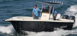 2018 - Defiance Boats - Commander 250 EX