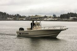 2018 - Defiance Boats - Commander 220 NT