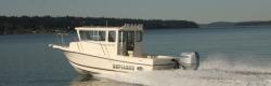 2018 - Defiance Boats - San Juan 220