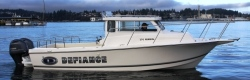 2019- Defiance Boats - Admiral 270 EX