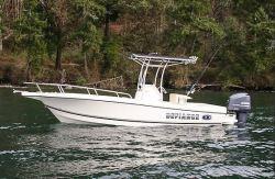 2020 - Defiance Boats - Commander 220 EX