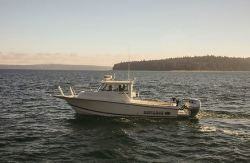 2020 - Defiance Boats - Admiral 250