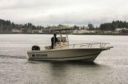 2020 - Defiance Boats - Commander 220 NT