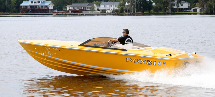 Research 2018 - Donzi Marine - 22 Classic on iboats com