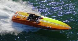 2009 - Donzi Marine - 38 ZR Competition
