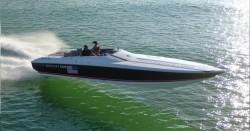 2009 - Donzi Marine - 35 ZR 009 Limited Edition