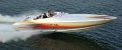 2010 - Donzi Marine - 35 ZR
