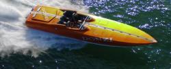 2010 - Donzi Marine - 38 ZR Competition