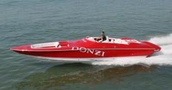 2011 - Donzi Marine - 35 ZR Open