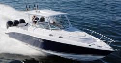 2011 - Donzi Marine - 38 ZSF Sportfish Cruiser