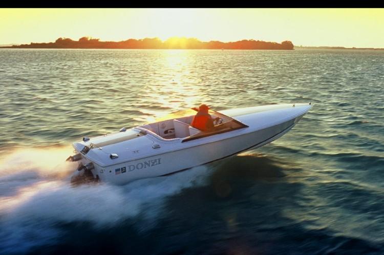 2011 Donzi Marine Boats Research