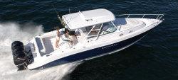 2013 - Donzi Marine - 38 ZSF Sportfish Cruiser