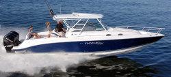 2014 - Donzi Marine - 38 ZSF Sportfish Cruiser