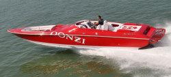 2017 - Donzi Marine - 35 ZR Open