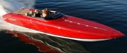 Donzi Marine 38 ZR High Performance Boat