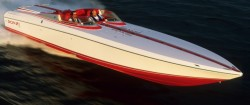 Donzi Marine 38 ZR Competition High Performance Boat